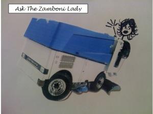 zamboni lady