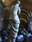 Venus de Milo, rock star.