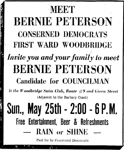 From the Leader-Press, May 21, 1969.  http://archive.woodbridgelibrary.org/Archive/LeaderPress/1969/1969-05-21/pg_0017.pdf
