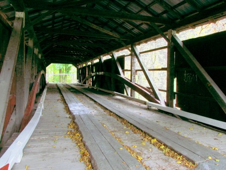 Rishel Covered Bridge.