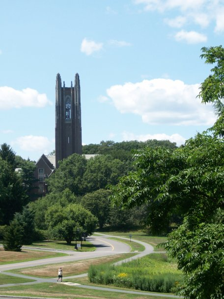 The Carillon.