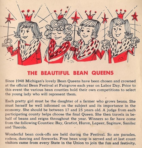 All hail the beautiful bean queens!  May their glory never fade.
