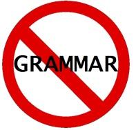 no grammar