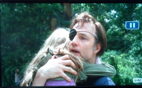 And thank you, David Morrissey, for a gorgeous  bit of acting.