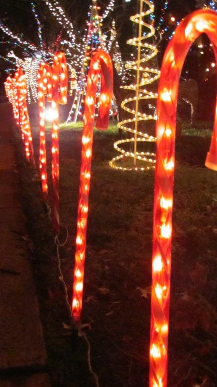 Christmaxplosion!  Clifton, NJ, December 2013.
