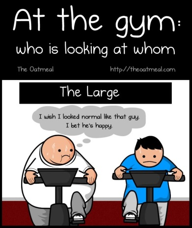 the oatmeal gym