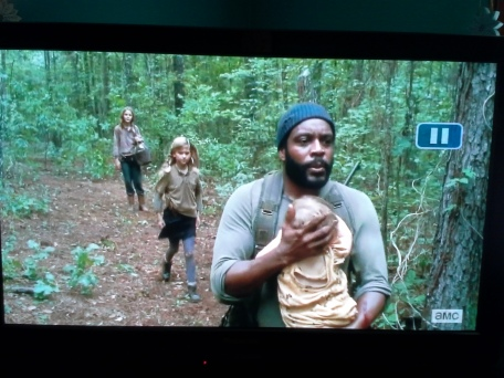 Here's the story...of a man named Tyreese...