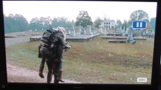 Look! It's just on the other side of that graveyard! Nothing bad happens in a graveyard, right?