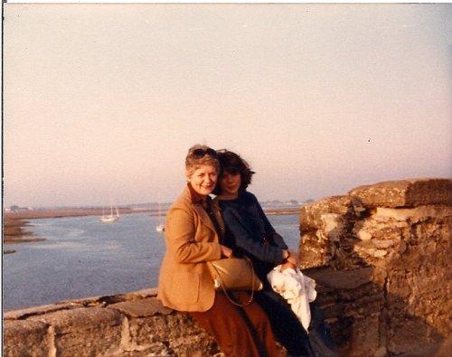Me and la Mom.