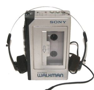Truth: This is the exact model of Walkman that I used to own.